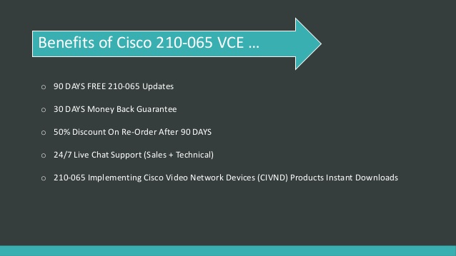 Download Free Cisco 210-065 Dumps For All